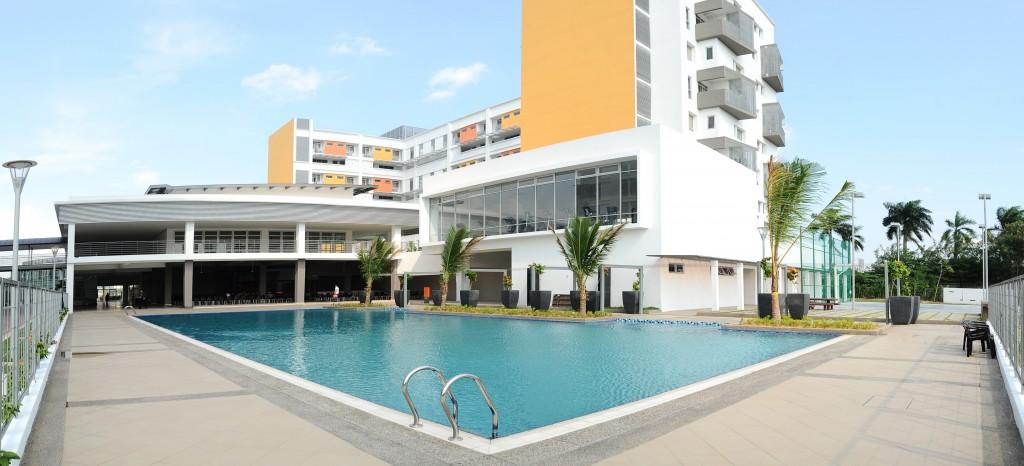 sunway monash residence monash university malaysia